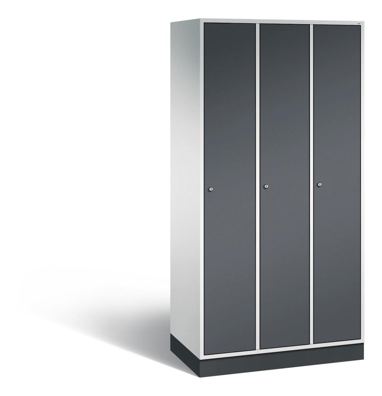 C+P Garderobenschrank Intro, H1950xB920xT490mm