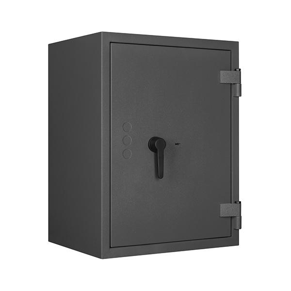 BTM-Tresor Gemini Pro 20, graphitgrau, geschlossen